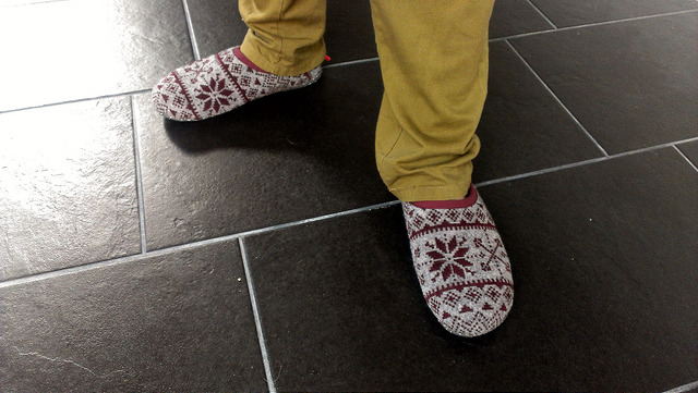 Ciabatta (die Pantoffeln)