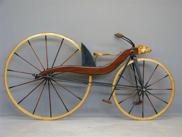 Fahrrad von 1842